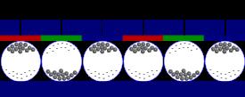 Micro RGB E-Ink