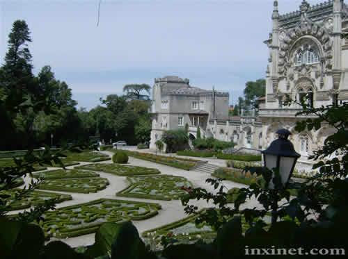Bussaco Jardim Perfil