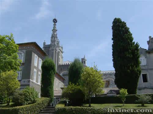Entrada Convento Bussaco