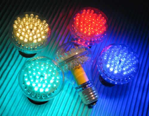 Lampada de LEDs