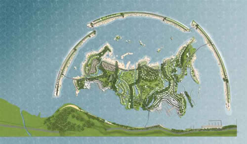 Federation Island Russia