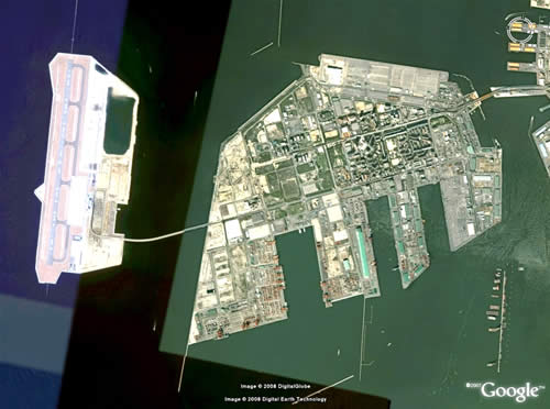 Port Island Japan